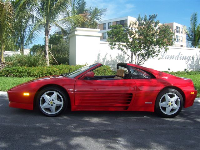 ferrari 348 ts for the price of a dodge caravan bargain exotics. Black Bedroom Furniture Sets. Home Design Ideas