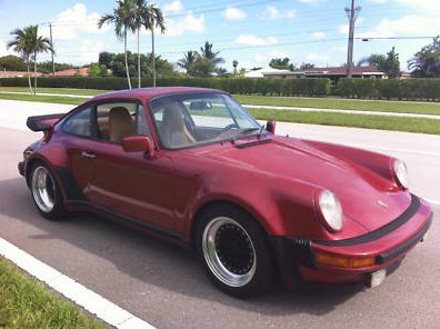porsche 911 turbo look 1976 bargain