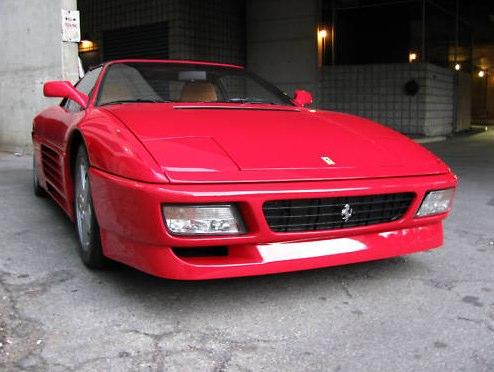 ferrari 348 ts 1990 euro spec