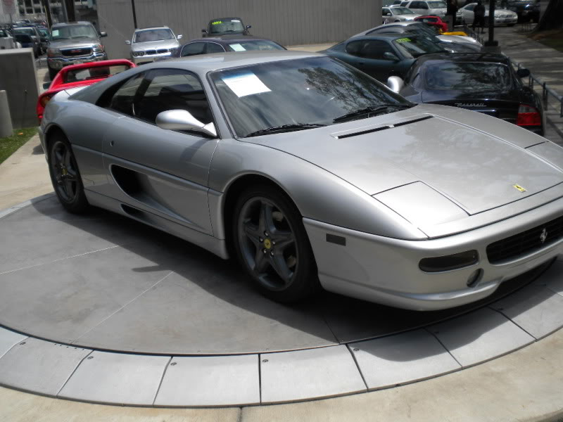 I love the Ferrari 355. One of my favorite Ferrari 355 movie moments is when