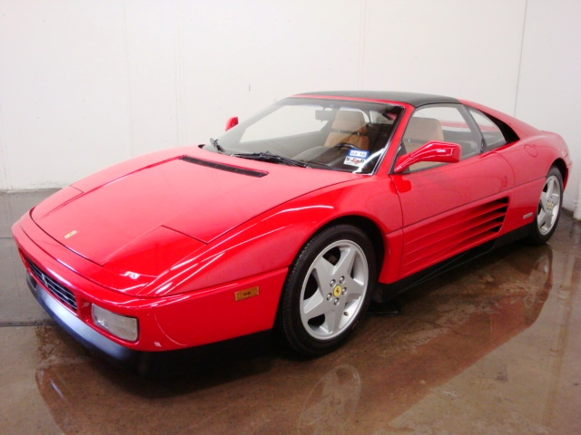 1991 ferrari 348ts steal bargain exotics. Black Bedroom Furniture Sets. Home Design Ideas