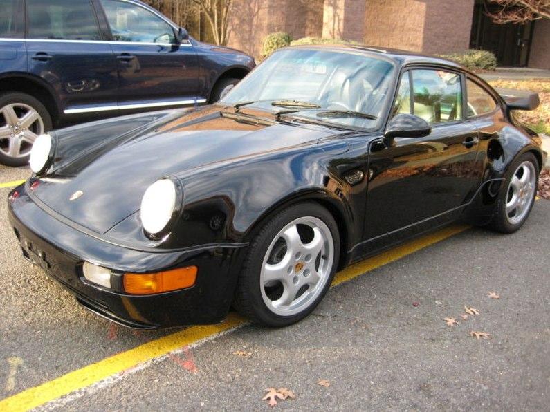 porsche 911 turbo look
