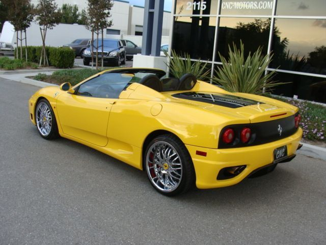 cheap ferrari 360