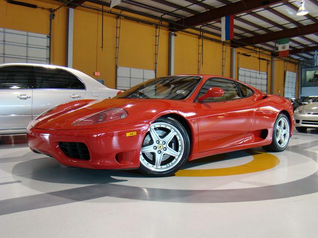 ferrari 360 f1 2004