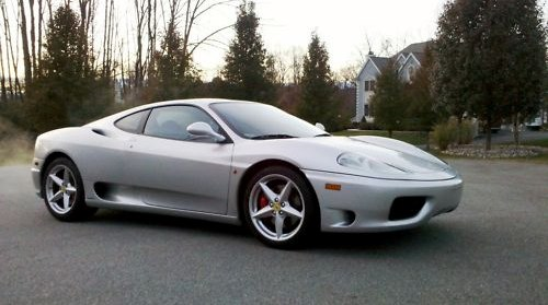 ferrari 360 bargain exotic