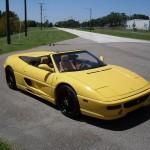 Bargain Ferrari 355 Spyder