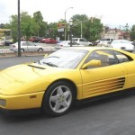 bargain ferrari 348 tb coupe 1989
