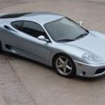 1999 Ferrari 360 Modena Coupe